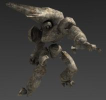 Golem 3d Model: Free Download by Garm-r