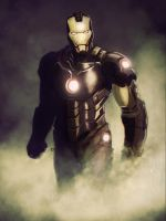 Iron Man NOW! by brianlaborada