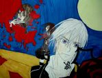 The Story of Vampire Knight by InkArtWriter