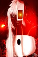 Glados - killing intent by Kim-T-Mikk