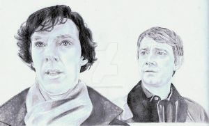 Sherlock by eurasia-art