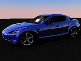 Mazda RX-8 Preview by Hiddenus