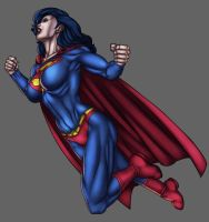 Superwoman II by JosFouts