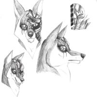 Random Sketches by Specter1099