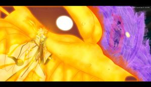 Naruto Manga 647 Naruto and Sasuke by ChekoAguilar