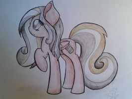 //Commission// Vanilla Swirl (Traditional) by X-ShiningStar-X