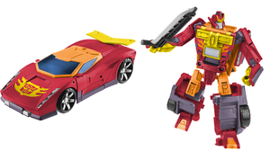 Rodimus Digibash by Air-Hammer