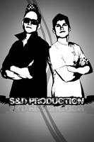 logo SD PRODUCTION by semyk3