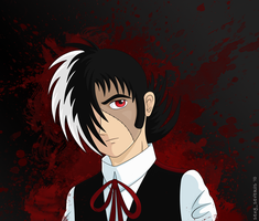 Black Jack - Bloody Brilliant by hwshipper