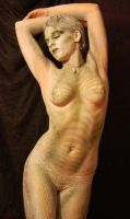 serpentine woman slither by studioexperiment