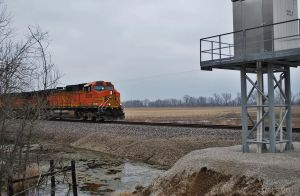 BNSF 5276 by SMT-Images