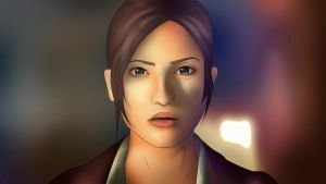 Claire Redfield - Resident Evil Revelations 2 by TrivialJohn