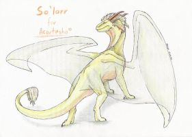 Request: Solarr by Drerika