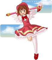 Inspirations: Cardcaptor Sakura by MissMellifluous