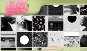 Icon Textures - frames by So-ghislaine