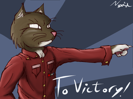 Victory Today! by Nox-id