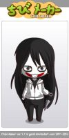 Jeff Teh Chibi by DarkZekrom5