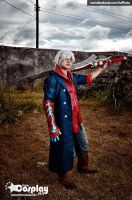 Nero Cosplay - Devil May Cry 4 by DavZLight