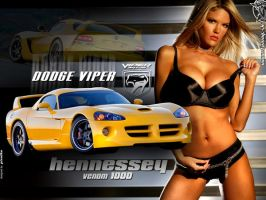 Tuned Dodge Viper SRT-10 by TuningmagNet