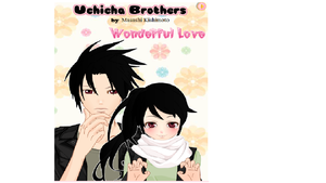 The Uchiha Brothers by mwto