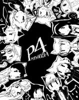 Persona 4 by linlin246