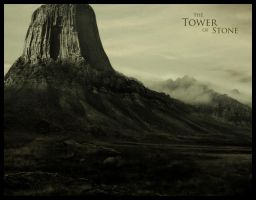 The Tower Of Stone by Knightmare-san