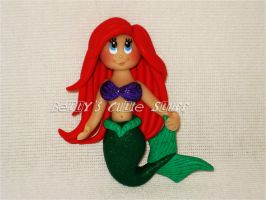 Princess Ariel by BettysCutieStuff