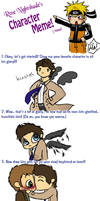 character meme Castiel by Castielogically