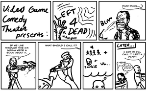 LEFT 4 DEAD by Sean825