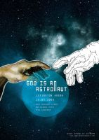 God is an Astronaut Poster by Lexaria