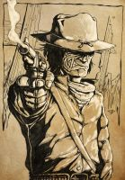 Jonah Hex by J-Garou