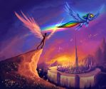 Fly to the Rainbow by Asimos