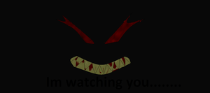 I am watching you by shadow-ever-creature
