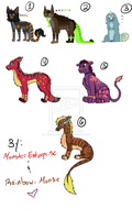 Collab Adopts -Redirect- by Rainbow-Moose