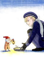 hetalia - traditions by lackofsleep