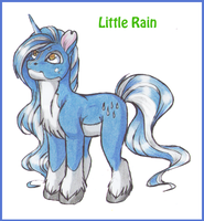 OC - Little Rain by Sungon