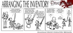 DAO: Arranging the inventory by SoniaCarreras