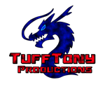 TuffTony Productions - Official 2016 Logo by TuffTony