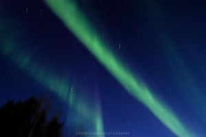 Fort Smith Northern Lights by drewhoshkiw