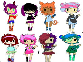 1-8 Of 33 Adopts OPEN! (points) by Lolz1999