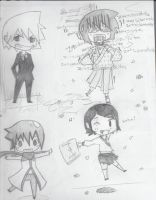 Project Chibi: P3 by icemirror