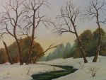 First-Snow by John-Tansey