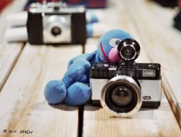 Grover Lomo by avivi