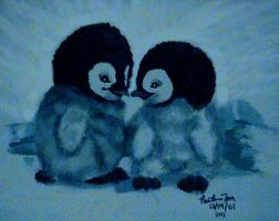Penguins 2 by alixana