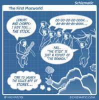 The First Macworld by schizmatic