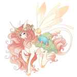 Faering OC : Queen Mab by AlimareEmpire