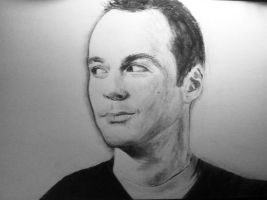 Sheldon by darrenOhhh