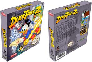 Duck Tales 2 3D Preview Alt. by vladictivo