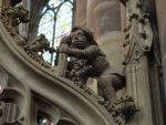 Guardian of the pulpit 2nd close-up by Jacen67