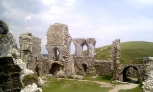 Stock Pic: Corfe Castle 20 by swandog